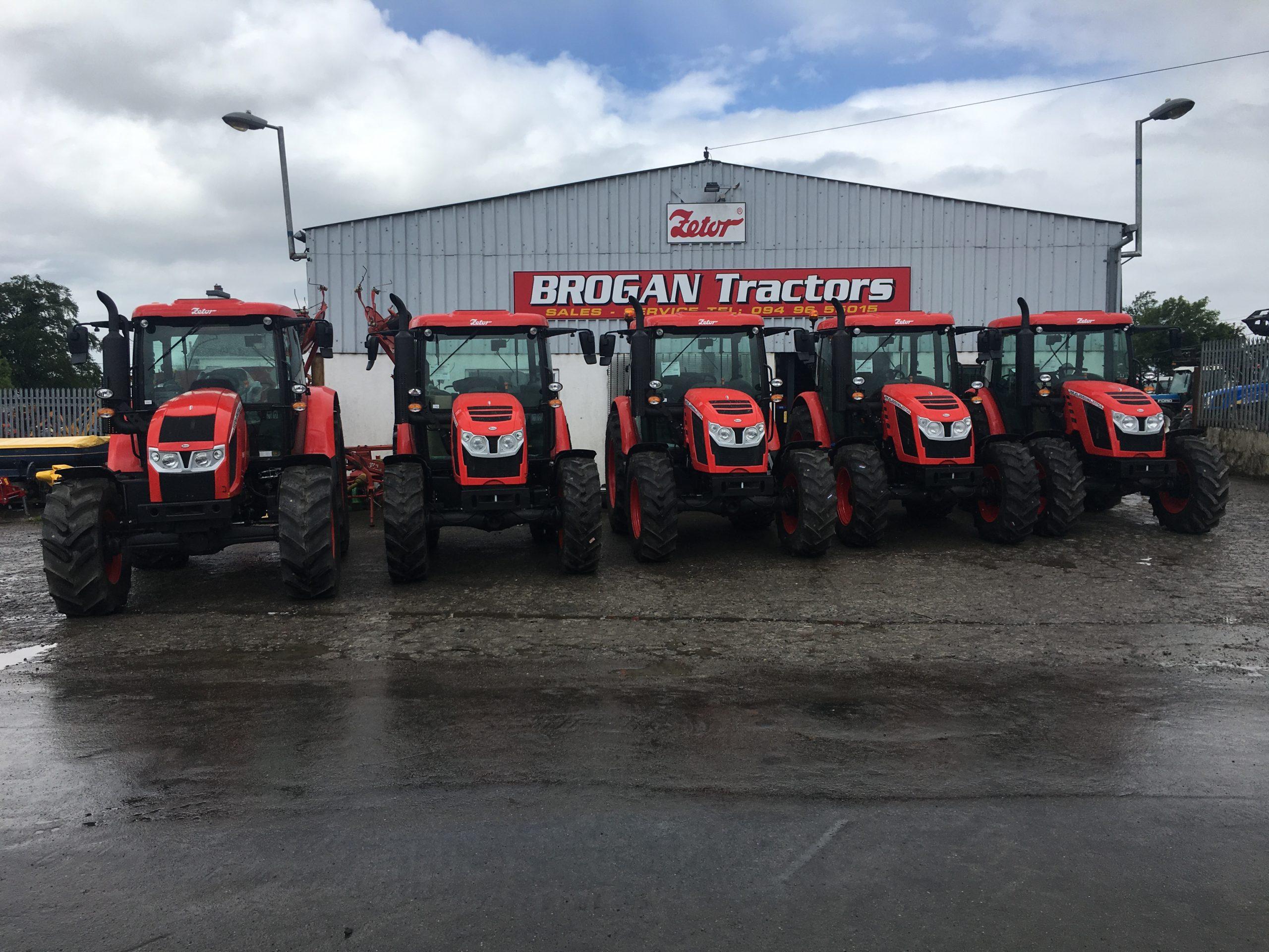 kevin brogan tractors